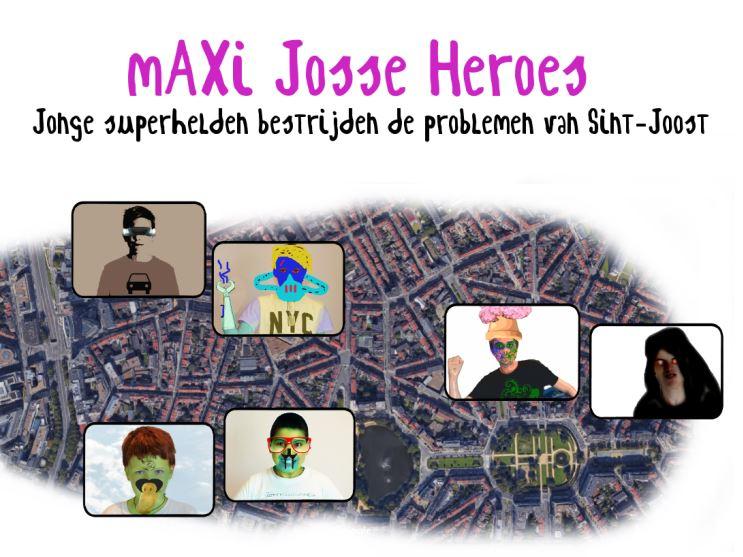 mAxi Josse Heroes