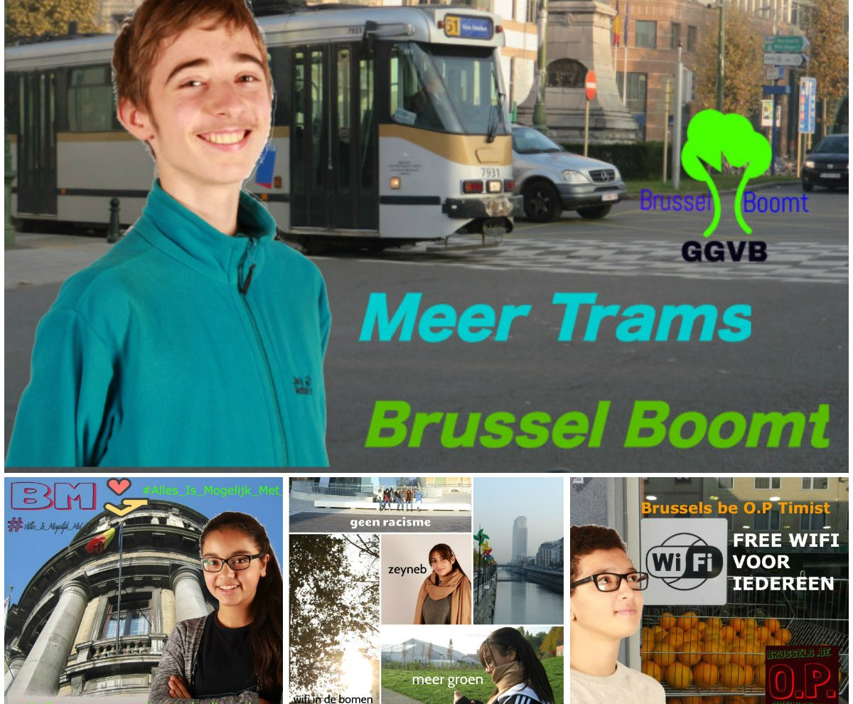 Bxl and Me
