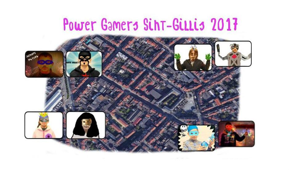 Powergamers St-Gillis